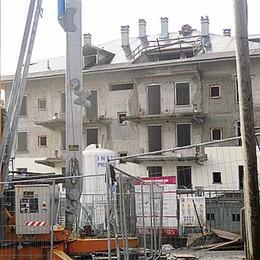 Solo un edificio finito  Caso edilizio a Musso