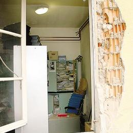 Banda del buco in Val Cavargna   Poste, via con diecimila euro