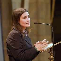 """Primavere"" al Teatro Sociale  Ultimi posti per Claudia Koll"