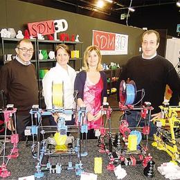 La fiera Erba Elettronica  Boom di stampanti 3D