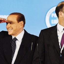 «Berlusconi addio  scegliamo Alfano»