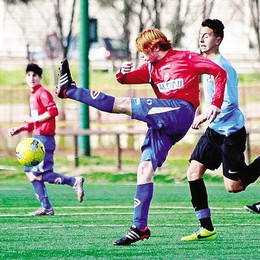 Mariano, il sogno di Francesco  «Arriverò al calcio dei grandi»