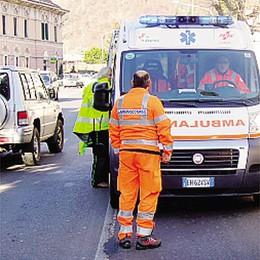 Canzo, arriva il semaforo  In via Verza troppi incidenti