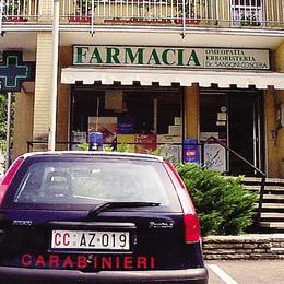 I rapinatori tornano in farmacia  A Figino il bottino è di 600 euro