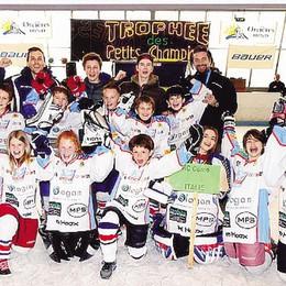Hockey Como, l'Under 11  sul podio in Francia
