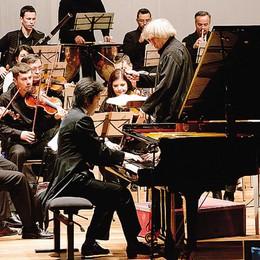 Concorso  pianoforte e orchestra  Cantù torna capitale della musica