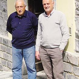 Casasco, è sfida in famiglia  Padre e figlio divisi al voto