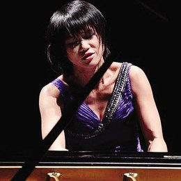 Musica a Villa d'Este  con la pianist aYuja Wang
