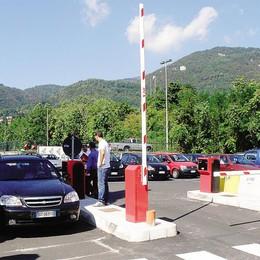 Erba, il parcheggio   dell'ospedale raddoppia