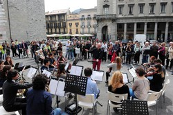 Como concerto in piazza Grimoldi nell'ambito degli European Opera Days