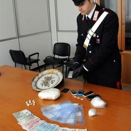 Spaccio di cocaina  Tre arresti a Cantù