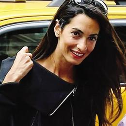 «Clooney sposerà Amal  in Italia, a Villa Oleandra»