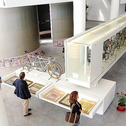 Ghisallo, museo sempre in salita  «Servono nuovi soci e volontari»