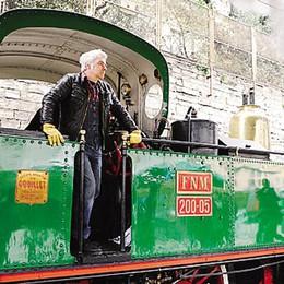 «Treno a vapore da Milano a Como  porterebbe turisti e visitatori di Expo»
