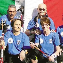 Nordic Walking Como corre verso i Mondiali