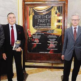 Palchettisti, festa grande per i 250 anni  «Fulcro della cultura nella nostra città»