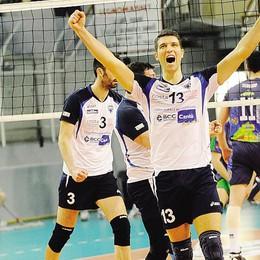 Volley Cra Cantù e la serie A1  «Un sogno, ma ci proveremo»