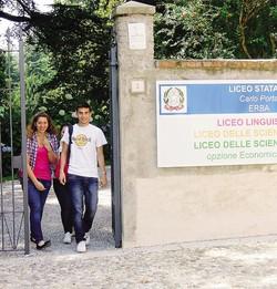 Scuola anche sabato e per 55 minuti l ora cronaca erba - Liceo carlo porta erba ...
