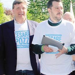 Mariano, ex assessore indagato  Salvini: «Pozzi è onesto»