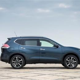 """Nuovo look """"rotondo""""  per Nissan X-Trail"""