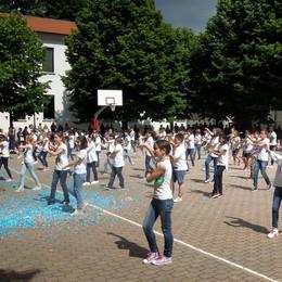 Briantea 84 a Mariano  Lo sport pulito a scuola