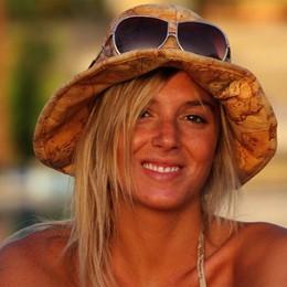Valentina, donna-avventura  Da Cantù alla televisione
