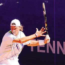 Da Cantù al Roland Garros Arnaboldi è tra i grandi