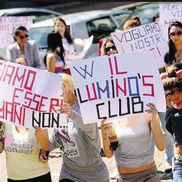 Scandalo a luci rosse in Ticino  Un comasco fa tremare la Lega