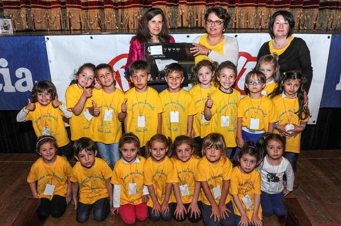 Como premiazione Catolandia al Teatro Sociale, Scuola d'Infanzia Gera Lario
