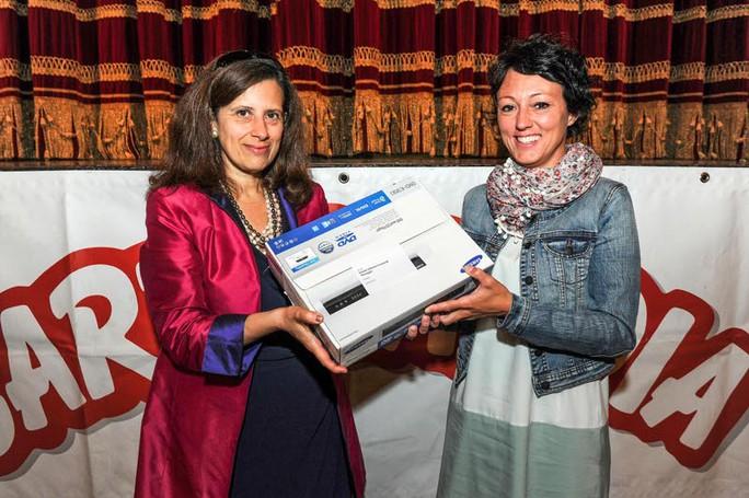 Como premiazione Catolandia al Teatro Sociale, Scuola d'Infanzia Leonardi di Menaggio