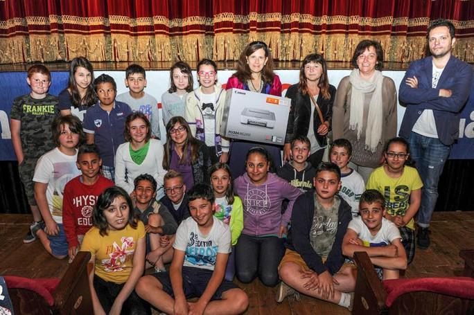 Como premiazione Catolandia al Teatro Sociale, Istituto Comprensivo di Ponte Lambro