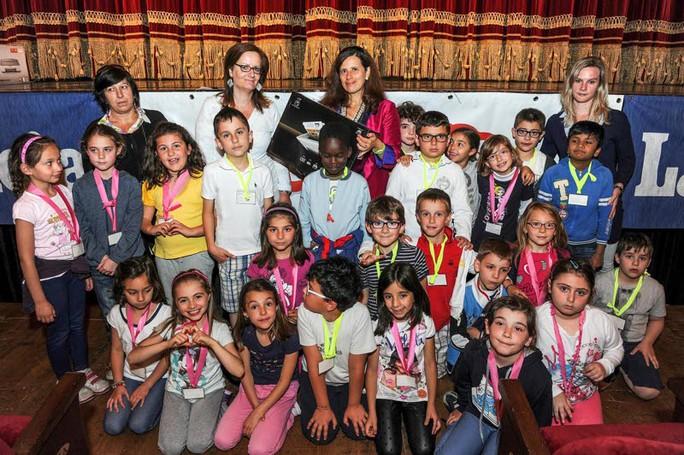 Como premiazione Catolandia al Teatro Sociale, Scuola Primaria San Giovanni Bosco di Guanzate