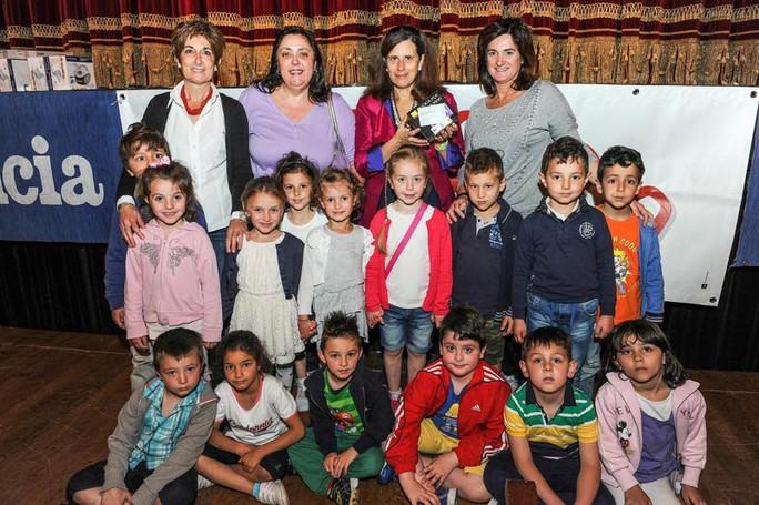 Como premiazione Catolandia al Teatro Sociale, Scuola d'Infanzia San Siro