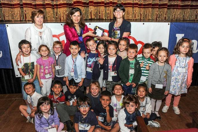 Como premiazione Catolandia al Teatro Sociale, Scuola d'Infanzia Senna Comasco