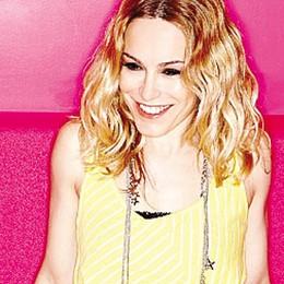 Alexia sbarca al Made  A Como la star del pop