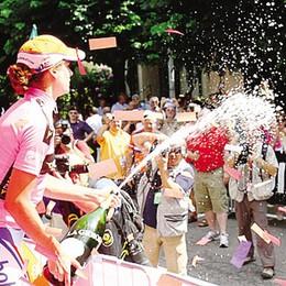 Da Caserta fino al Ghisallo Sarà un Giro d'Italia rosa