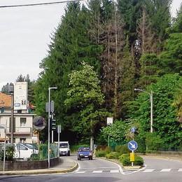 Un semaforo per 900 abitanti  Castelnuovo scopre il traffico