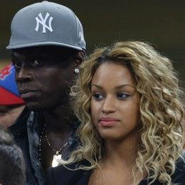 Balotelli, annuncio dal Brasile  «Sposo Fanny, je t'aime my wife»
