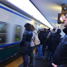 Oggi lo sciopero dei treni A rischio le corse ex Fs