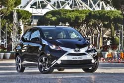 La nuova Toyota Aygo, il colpo d'occhio