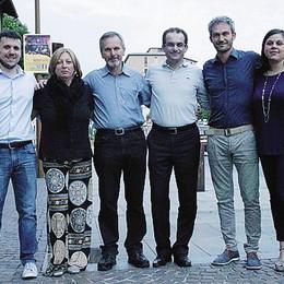 Marchisio a Mariano  presenta la giunta