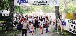 La giornata si è svolta sotto l'egida della Federazione italiana pallavolo
