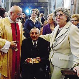 Olgiate, da 60 anni insieme Festa tra figli, nipoti e pronipoti