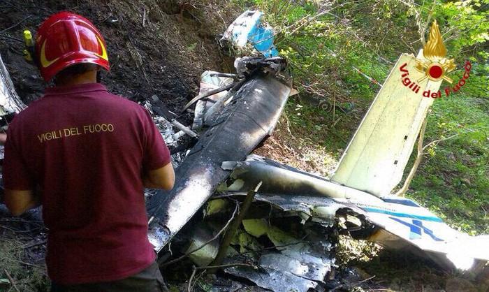 Incidente aereo Valvarrone