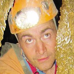 Il soccorritore: «Così in  grotta   ho salvato lo speleologo»