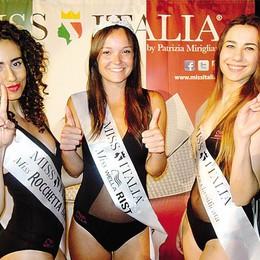 Miss Italia a Lurago d'Erba  Serata con le ragazze più belle