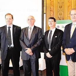 Premio europeo per la fisica  Dalla città di Volta a Raimond