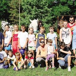 I bambini di Chernobyl  A Como per rinascere
