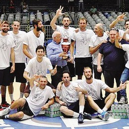 Blackcourth a Cucciago  Vince Colombo&Mancuso