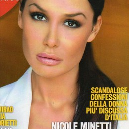 Nicole Minetti incinta?  D'Alessio nega, ed è giallo